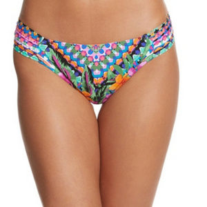 NWT Kenneth Cole REACTION Geometric bottom swim